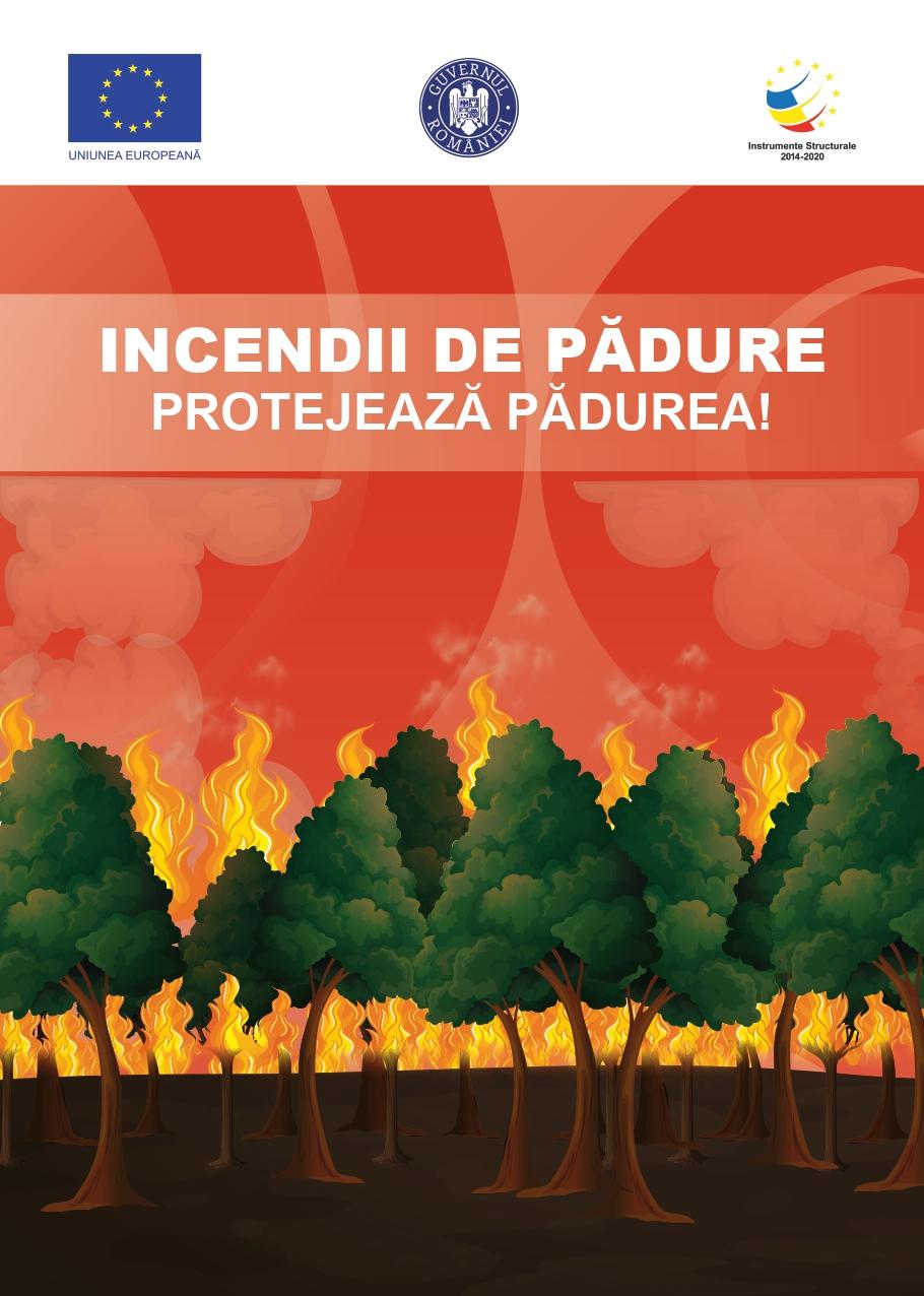 INCENDII DE PADURE
